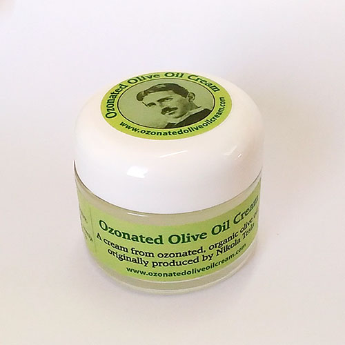 Ozonated Olive Oil Cream